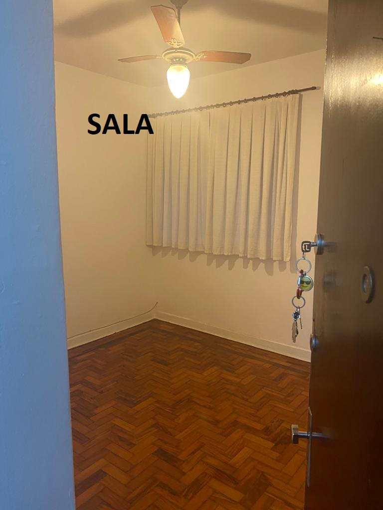 Ap 1 dorm Boqueirão, Santos R$ 275 mil, Cód: 11073
