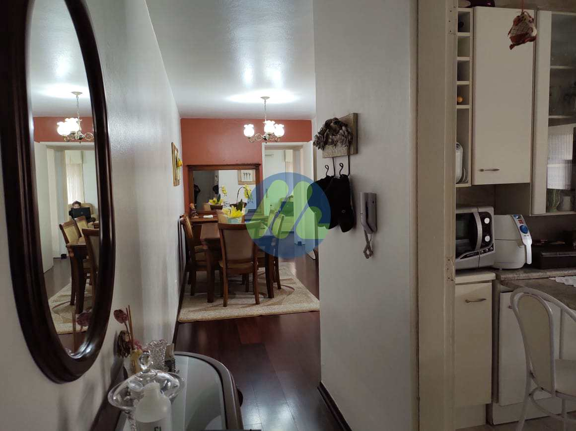 Apartamento com 2 dorms, Centro, Pelotas - R$ 320 mil, Cod: 116