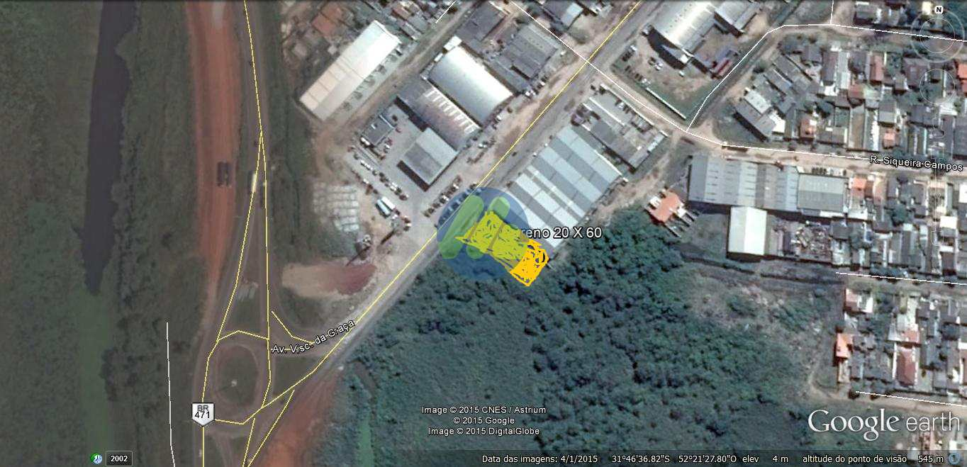 Terreno, Simões Lopes, Pelotas - R$ 700 mil, Cod: 167