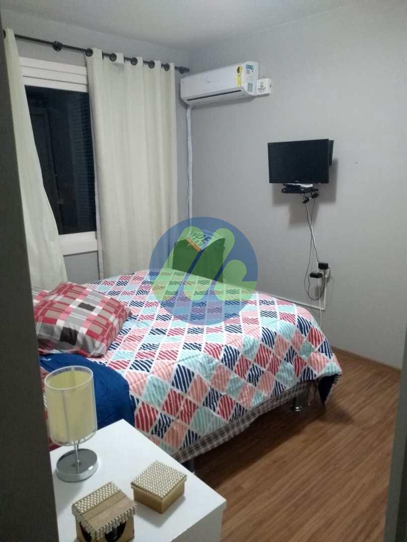 Apartamento com 2 dorms, Centro, Pelotas - R$ 250 mil, Cod: 205