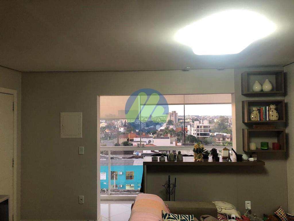 Apartamento com 3 dorms, Centro, Pelotas - R$ 690 mil, Cod: 220