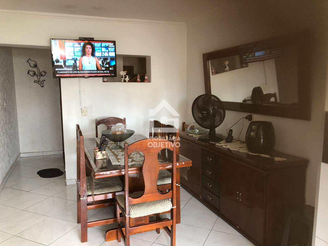 Sobrado com 3 dorms, Jardim Guayana, Taboão da Serra - R$ 395 mil, Cod: 3675