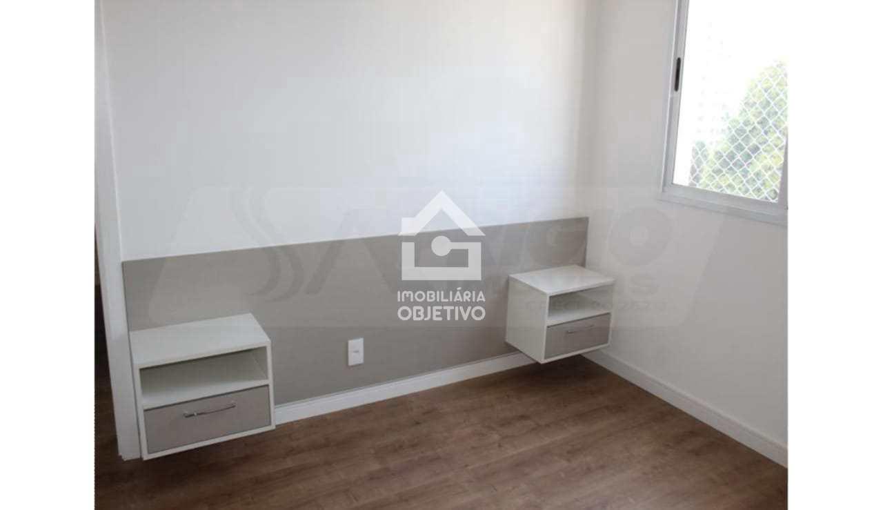 Apartamento com 2 dorms, Chácara Agrindus, Taboão da Serra - R$ 414 mil, Cod: 3810