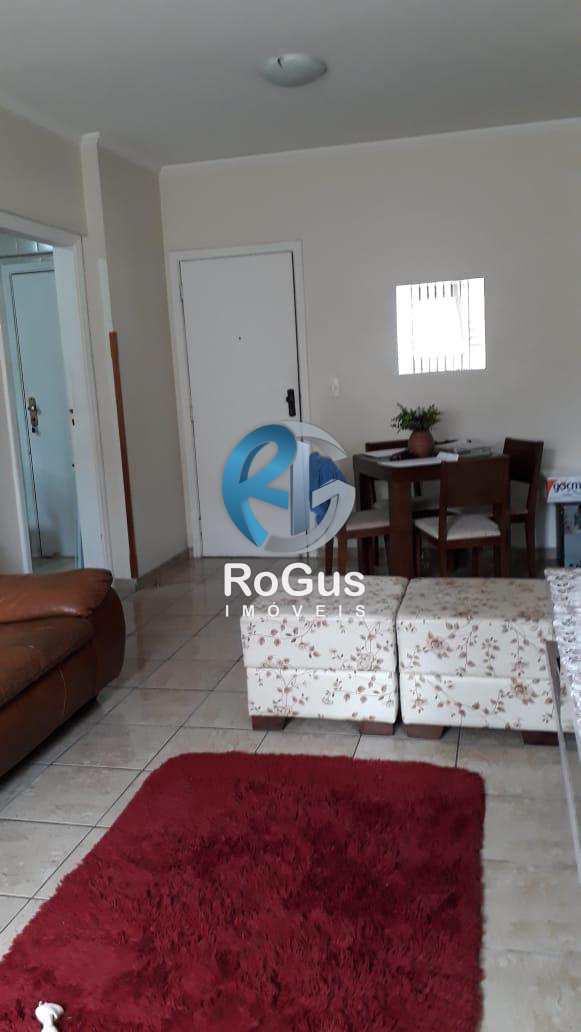 Apartamento com 2 dorms, Marapé, Santos - R$ 351 mil, Cod: 15