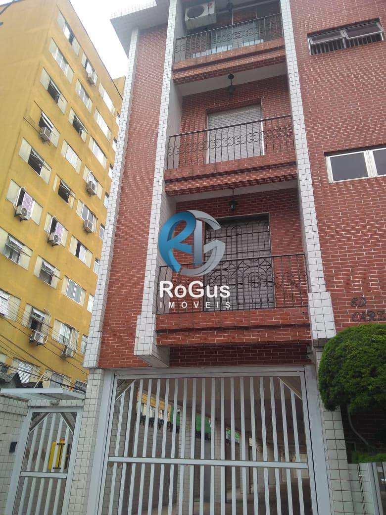 Apartamento com 3 dorms, Vila Mathias, Santos - R$ 285.000,00