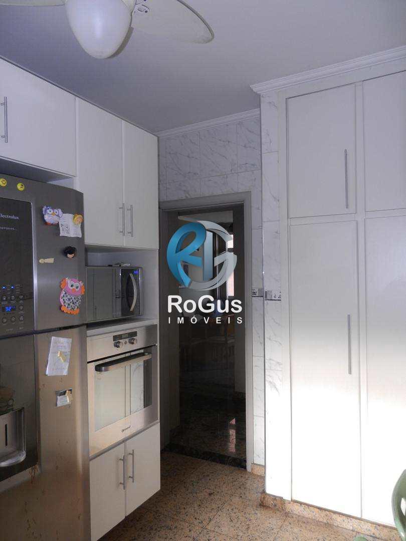 Apartamento com 3 dorms, José Menino, Santos - R$ 570 mil, Cod: 88
