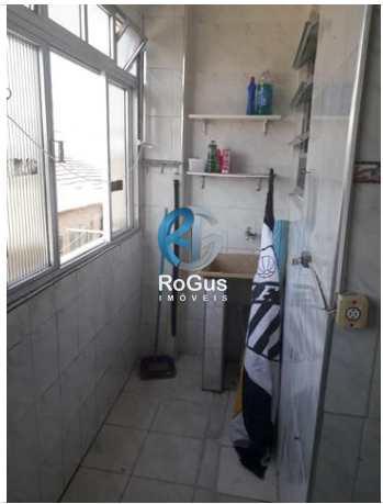 Apartamento com 2 dorms, Vila Mathias, Santos - R$ 212 mil, Cod: 272