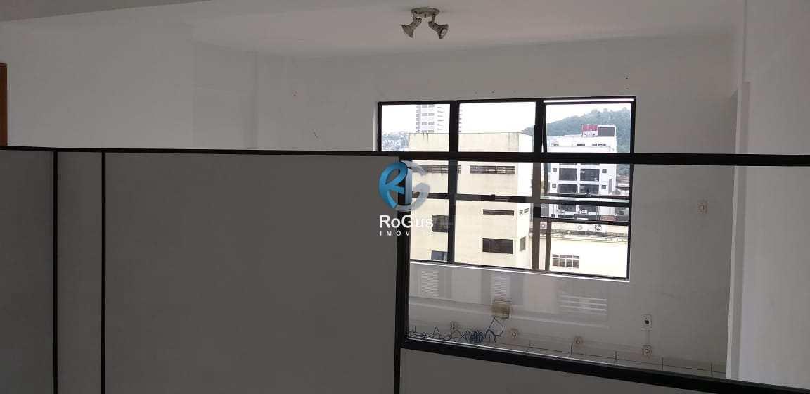 Sala, Boqueirão, Santos - R$ 150 mil, Cod: 457