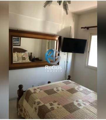 Apartamento com 2 dorms, Campo Grande, Santos - R$ 342 mil, Cod: 494