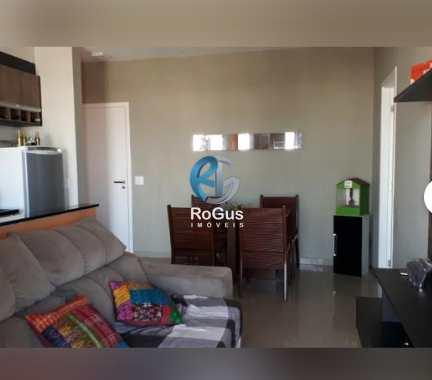 Apartamento com 1 dorm, Vila Mathias, Santos - R$ 275 mil, Cod: 511