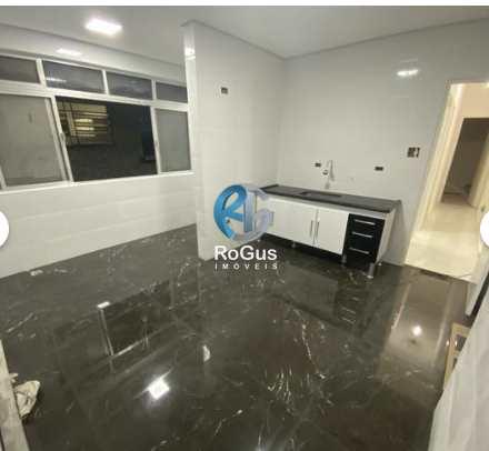 Apartamento com 3 dorms, Embaré, Santos - R$ 395 mil, Cod: 517