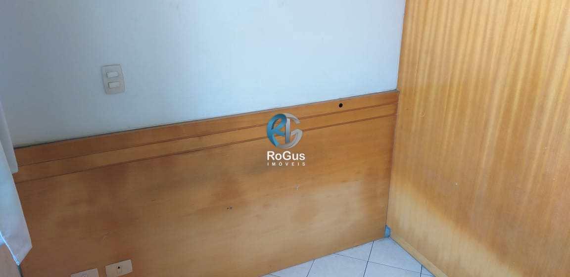 Sala Living com 1 dorm, José Menino, Santos, Cod: 522