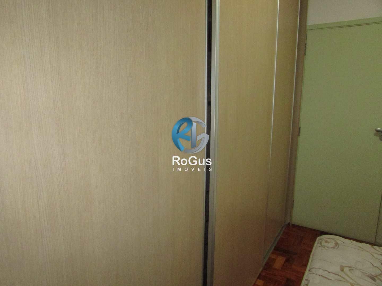 Apartamento com 3 dorms, Gonzaga, Santos - R$ 680 mil, Cod: 577