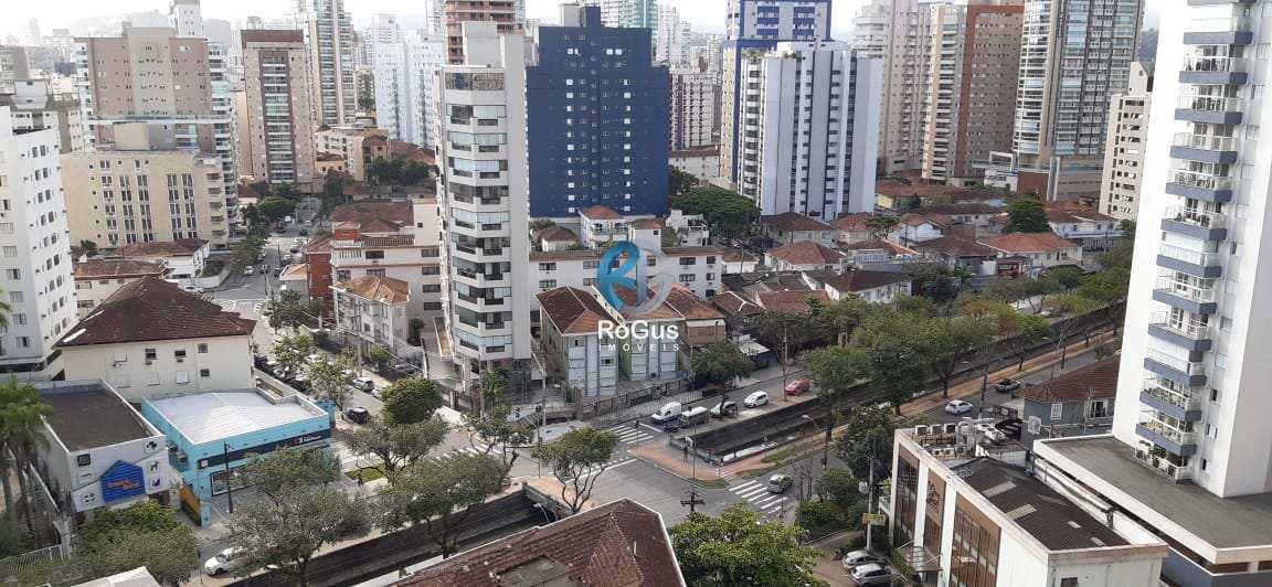 Alto padrão com 03 Suítes, Embaré / Santos, Cod: 601