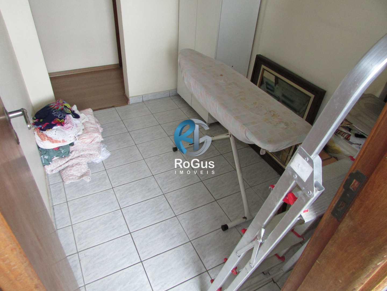 Apartamento com 3 dorms, Embaré, Santos - R$ 3.500,00, Cod: 612