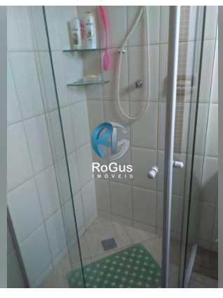 Apartamento com 2 dorms, Encruzilhada, Santos - R$ 345 mil, Cod: 633