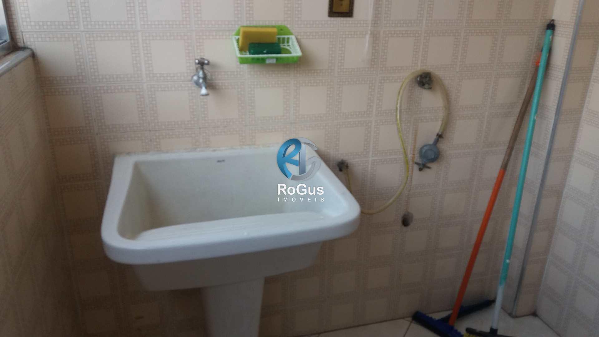 Apartamento com 2 dorms, Aparecida, Santos, Cod: 683