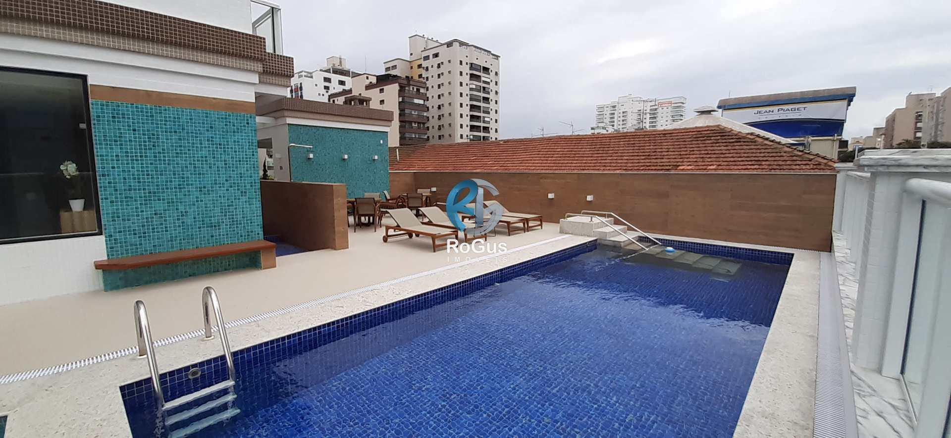 Apartamento com 3 dorms, Aparecida, Santos - R$ 1.8 mi, Cod: 688