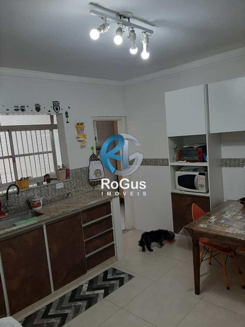 Apartamento com 3 dorms, José Menino, Santos - R$ 490 mil, Cod: 767