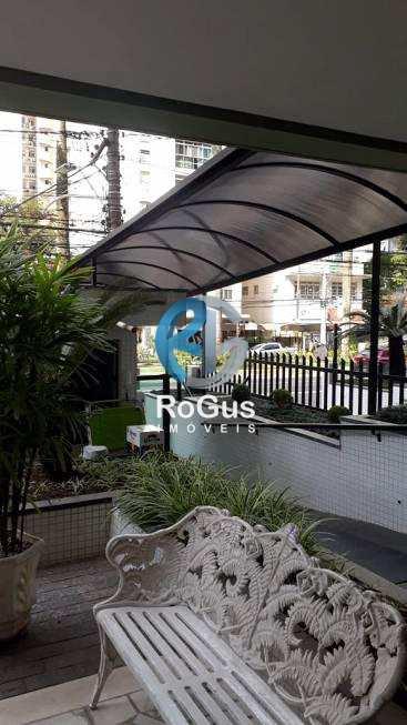 Apartamento com 3 dorms, Gonzaga, Santos - R$ 550 mil, Cod: 783