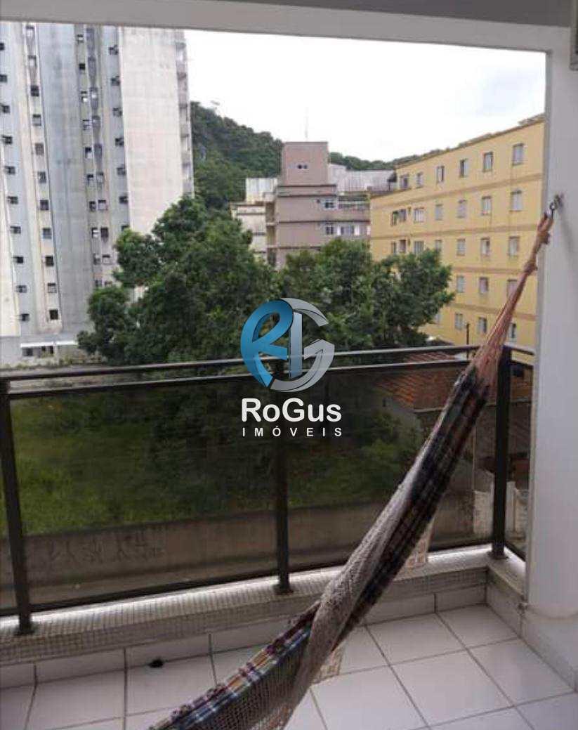 Apartamento com 2 dorms, Vila Júlia, Guarujá - R$ 270 mil, Cod: 784