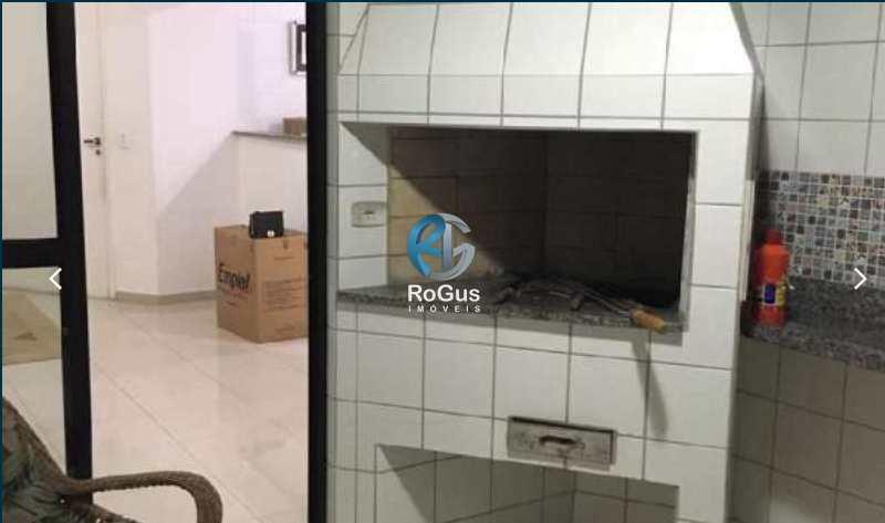 Apartamento com 2 dorms, Itararé, São Vicente - R$ 420 mil, Cod: 785