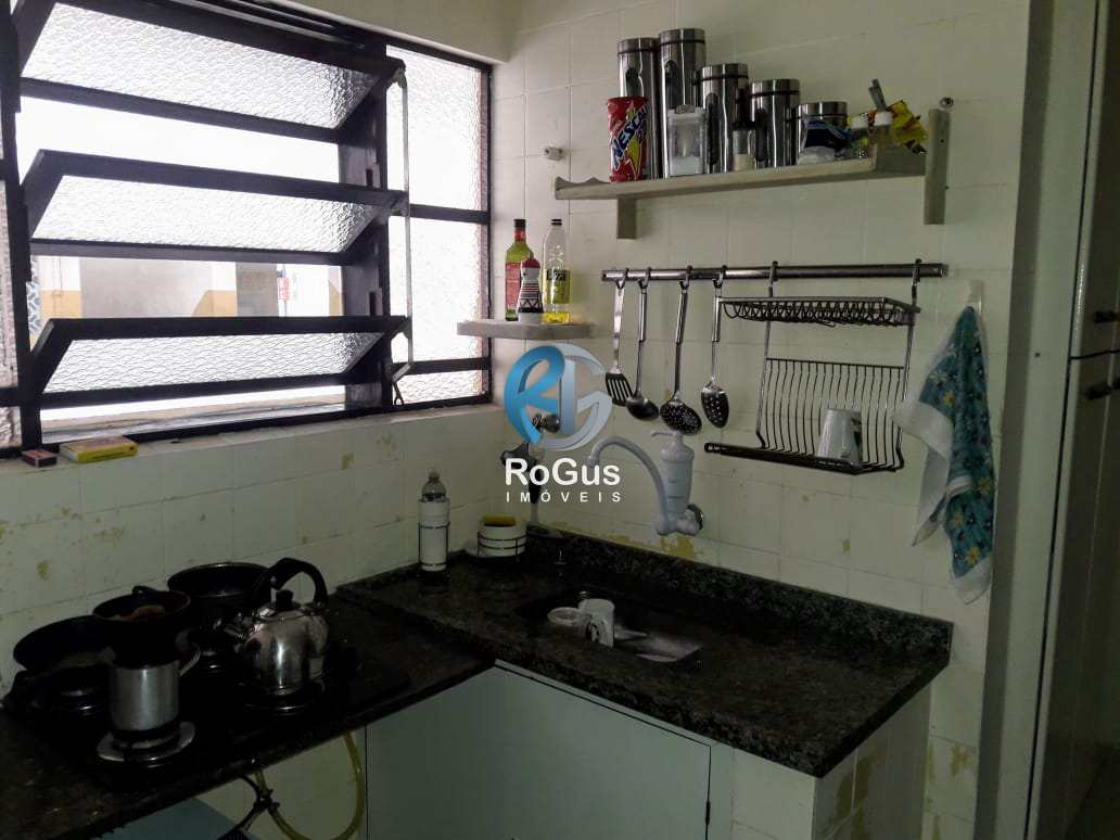 Apartamento com 2 dorms, Canto do Forte, Praia Grande - R$ 202 mil, Cod: 788