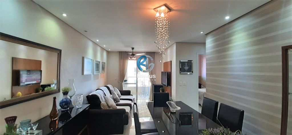 Apartamento com 3 dorms, Ponta da Praia, Santos - R$ 580 mil, Cod: 794