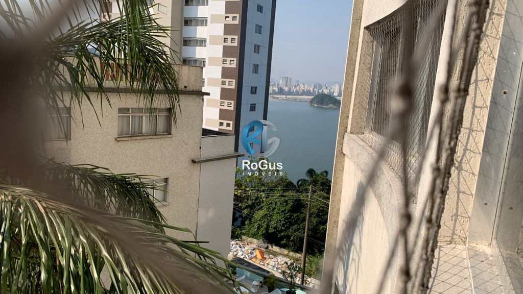 Apartamento com 2 dorms, Ilha Porchat, São Vicente - R$ 300 mil, Cod: 796