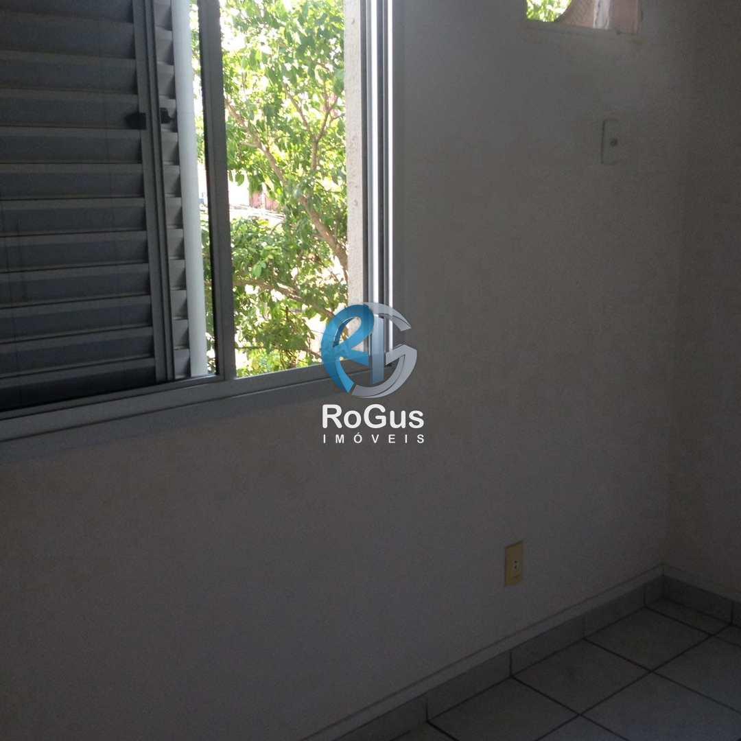 Apartamento com 2 dorms, Encruzilhada, Santos - R$ 320 mil, Cod: 798