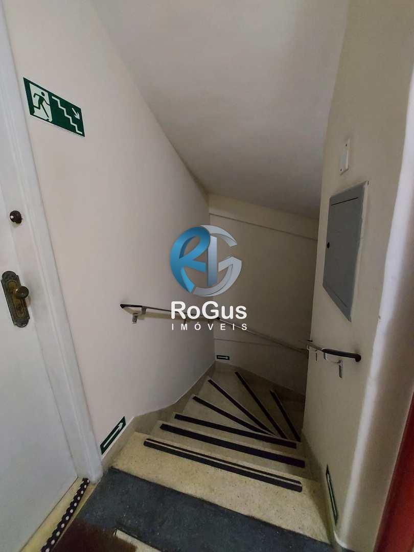 Apartamento com 2 dorms, Centro, São Vicente - R$ 250 mil, Cod: 802