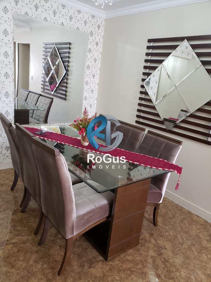Apartamento com 3 dorms, Aparecida, Santos - R$ 580 mil, Cod: 803