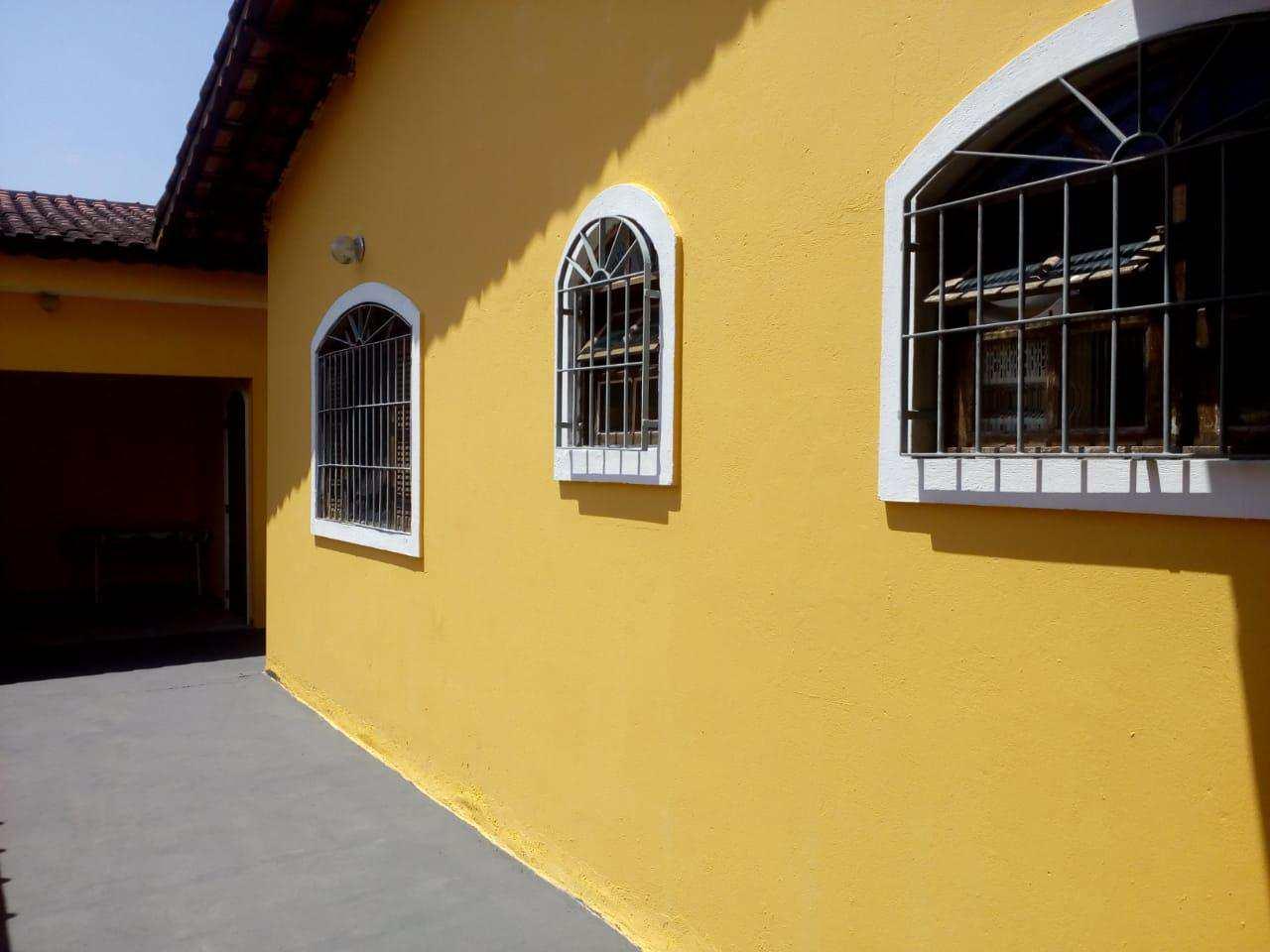 Casa, Balneário Flórida Mirim, Mongaguá - R$ 180 mil, Cod: 8