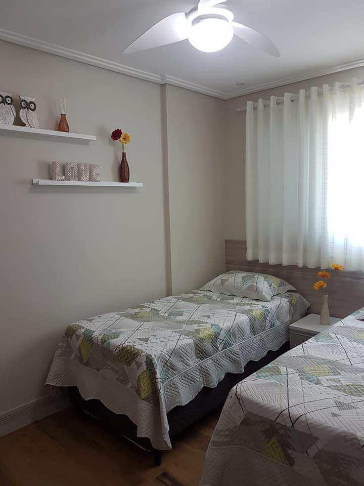 Apartamento com 3 dorms, Centro, Mongaguá - R$ 750 mil, Cod: 9