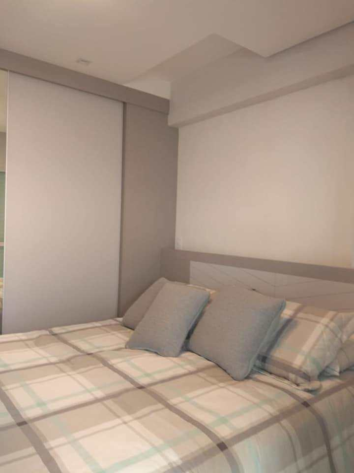 Apartamento com 3 dorms, Centro, Mongaguá - R$ 631 mil, Cod: 21