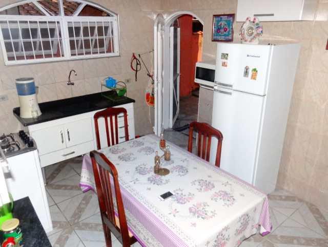 Casa com 2 dorms, Balneário Itaguai, Mongaguá - R$ 195 mil, Cod: 57