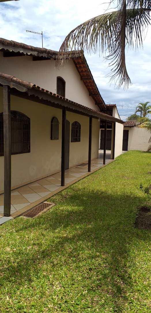 Casa com 1 dorm, Balneário Jussara, Mongaguá - R$ 200 mil, Cod: 74
