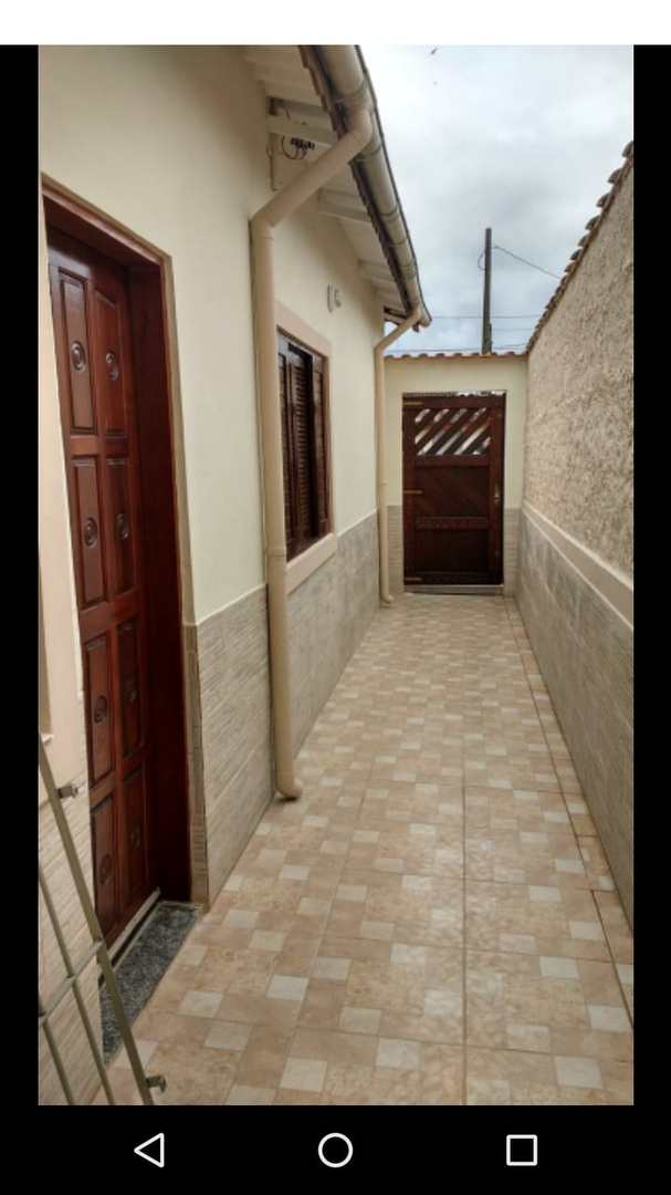 Casa com 2 dorms, Jussara, Mongaguá, Cod: 90
