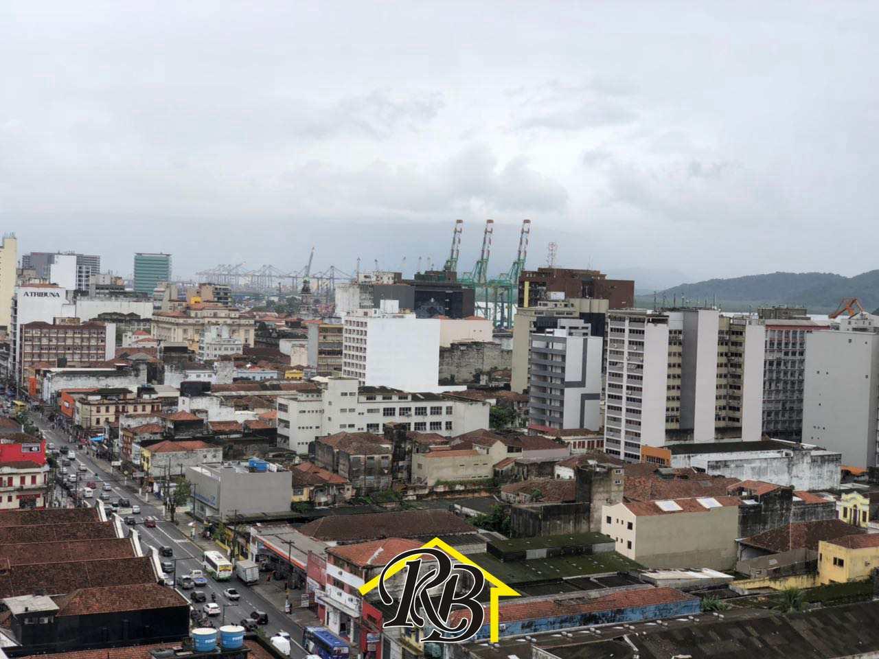 Conjunto Comercial, Centro, Santos - R$ 1.61 mi, Cod: 22