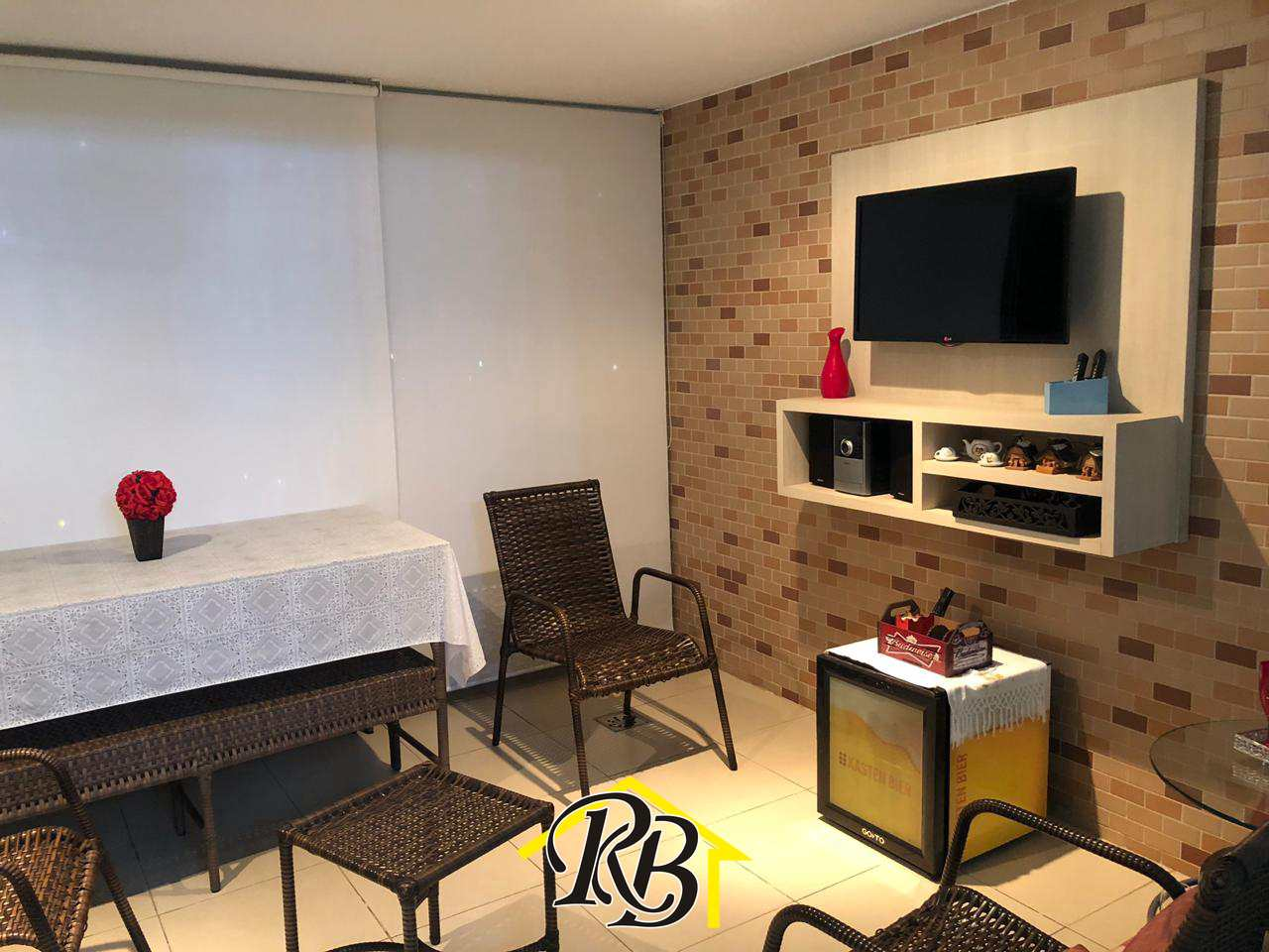 Apartamento com 3 dorms, Ponta da Praia, Santos - R$ 850 mil, Cod: 27