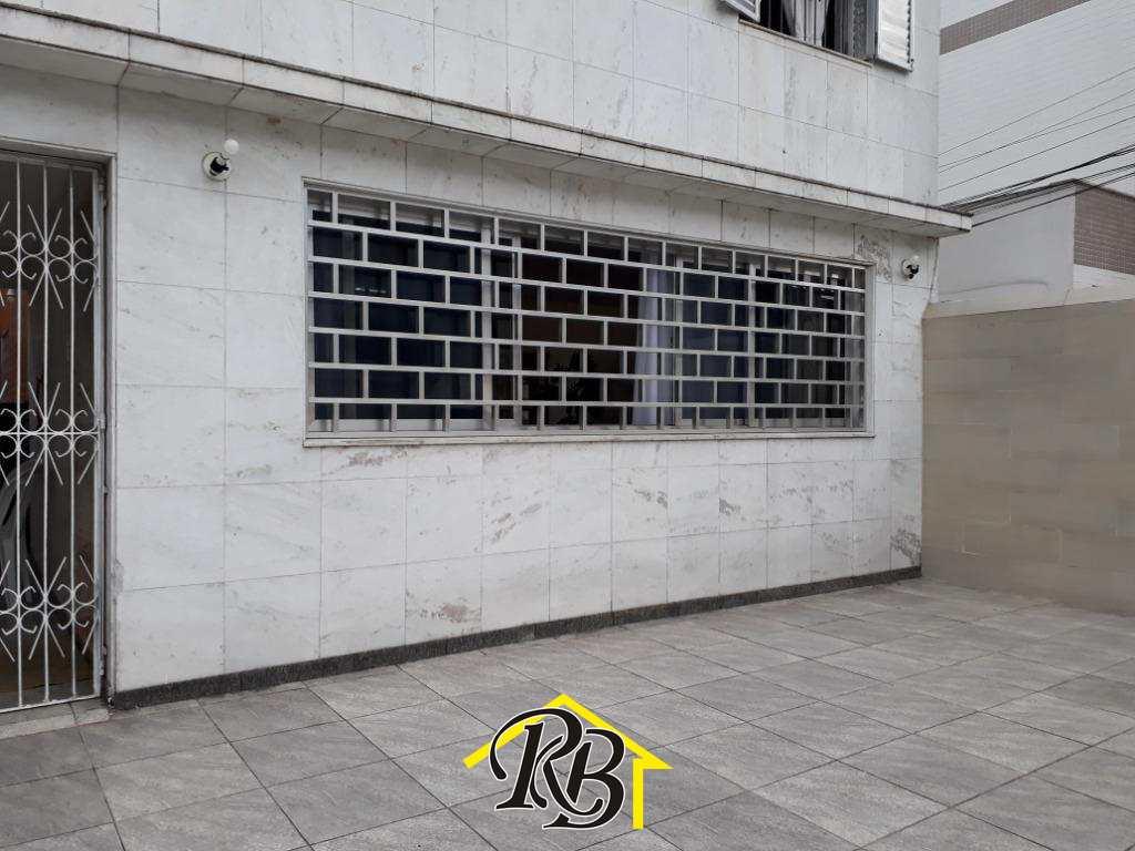 Sobrado com 4 dorms, Campo Grande, Santos - R$ 950 mil, Cod: 60460573