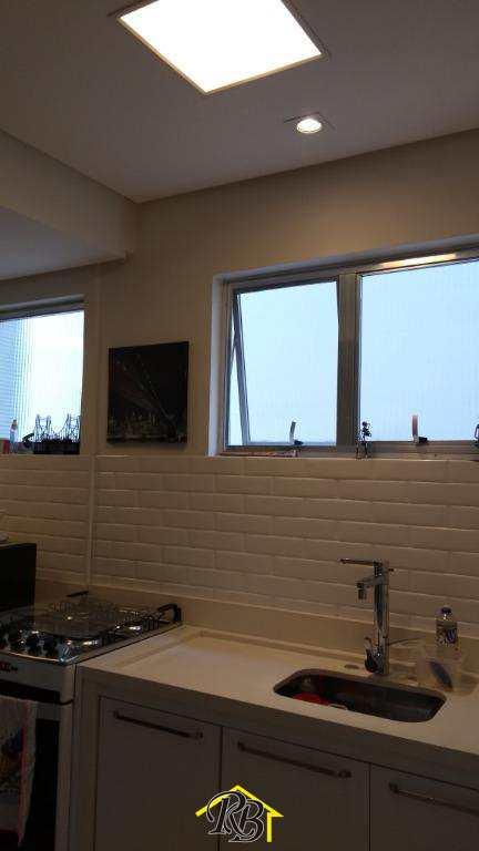 Apartamento com 1 dorm, Gonzaga, Santos - R$ 290 mil, Cod: 60367872