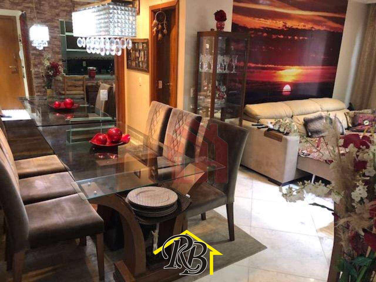 Apartamento com 2 dorms, Gonzaga, Santos - R$ 850 mil, Cod: 55534252