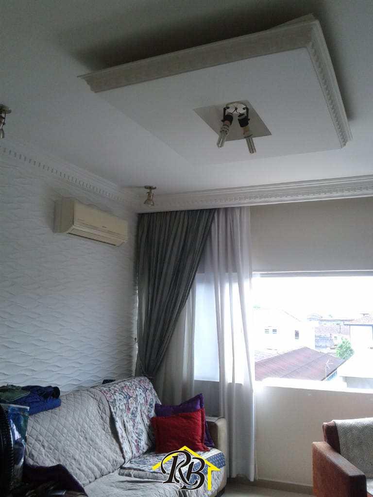 Apartamento com 2 dorms, Encruzilhada, Santos - R$ 480 mil, Cod: 61523827