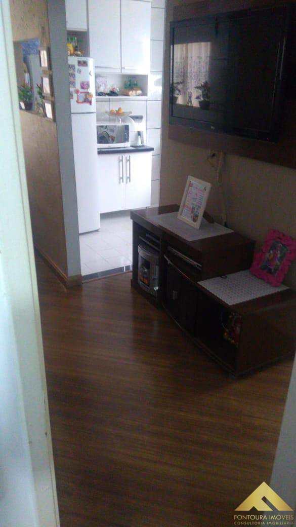 Apartamento com 2 dorms, Demarchi, São Bernardo do Campo - R$ 190 mil, Cod: 3