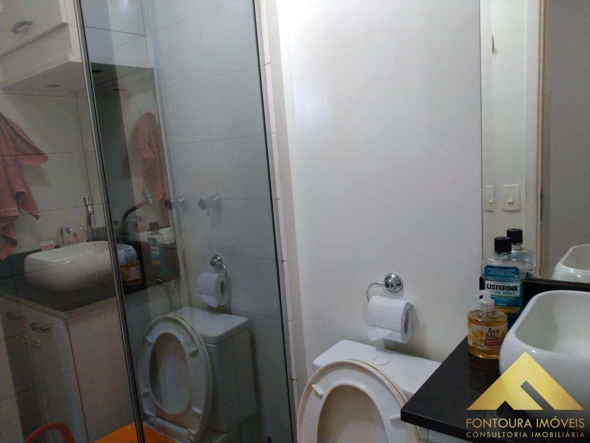 Apartamento com 2 dorms, Centro, Diadema - R$ 230 mil, Cod: 7