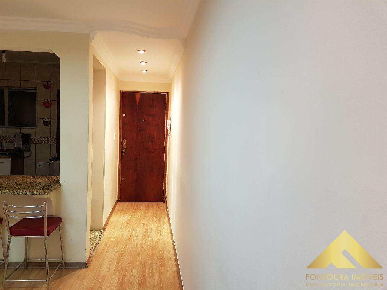 Apartamento com 2 dorms, Assunção, São Bernardo do Campo - R$ 215 mil, Cod: 11
