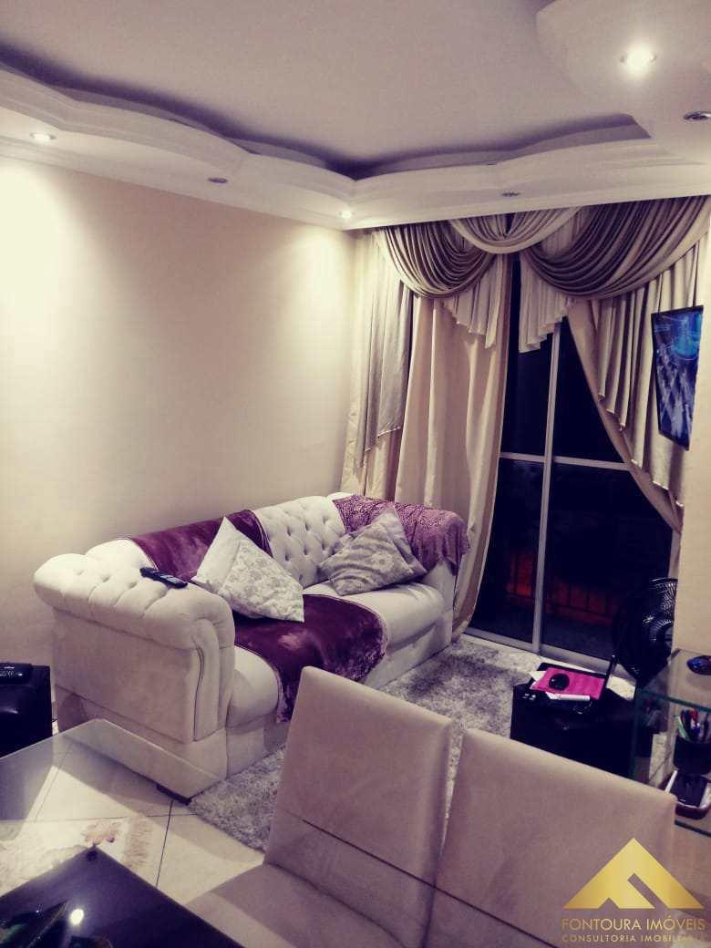 Apartamento com 2 dorms, Casa Grande, Diadema, Cod: 18