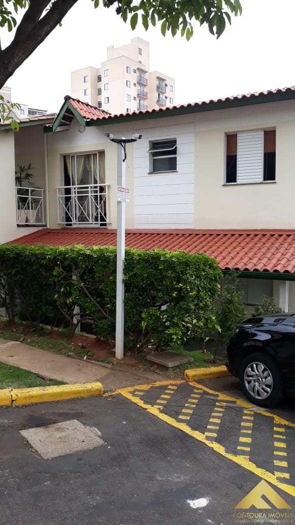 Casa de Condomínio com 3 dorms, Taboão, São Bernardo do Campo - R$ 392 mil, Cod: 26