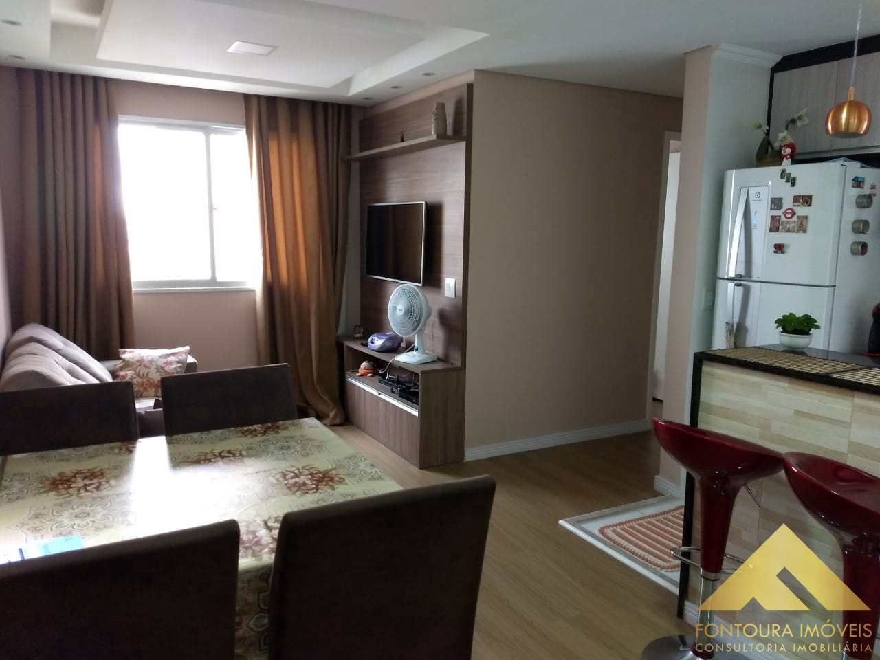 Apartamento com 3 dorms, Canhema, Diadema - R$ 265 mil, Cod: 30